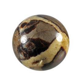 Septarie edelsteen bol 1306 gram / 102 mm