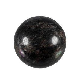 Astrofylliet edelsteen bol 62 mm / 398 gram
