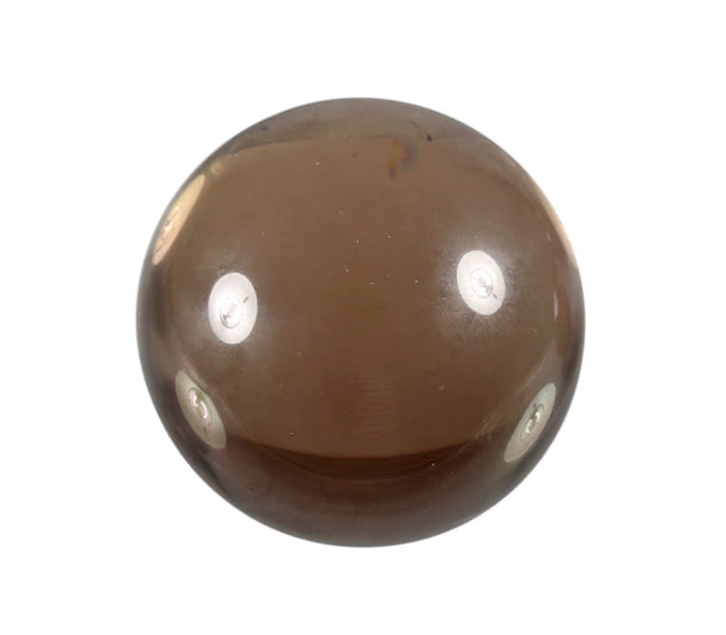Rookkwarts A-kwaliteit edelsteen bol 53 mm / 210 gram