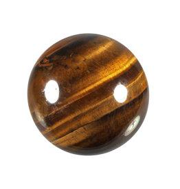 Tijgeroog edelsteen bol 91 mm / 977 gram