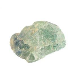 Fluoriet (groen) ruw 100 - 150 gram