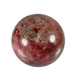Calciet (cobalto) edelsteen bol 59 mm / 325 gram