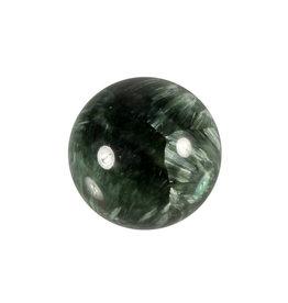Serafiniet edelsteen bol 42 mm / 103 gram