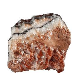 Calciet (regenboog) ruw 12,5 x 7,5 x 11,5 cm / 1515 gram