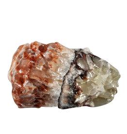 Calciet (regenboog) ruw 13 x 9 x 7,5 cm / 1202 gram