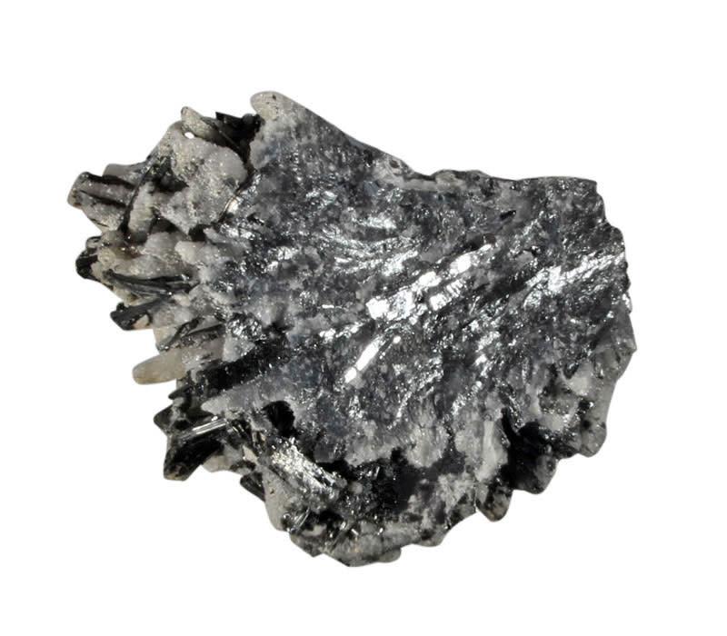 Antimoniet cluster 7 x 5,5 x 4 cm / 193 gram