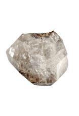 Herkimer diamant kristal 7 x 5,5 x 3,5 cm / 175 gram
