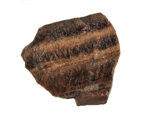 Tijgeroog ruw 10 - 25 gram