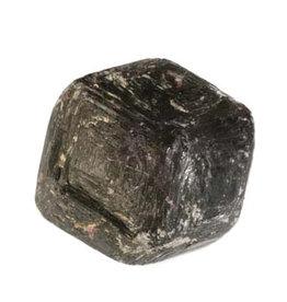 Granaat kristal ruw 5 - 15 gram