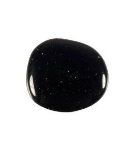 Goudsteen (groen) steen plat gepolijst