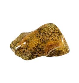 Barnsteen gepolijst 3 - 5 gram