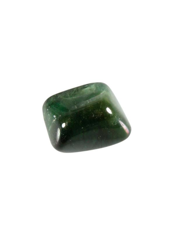 Toermalijn (groen) steen getrommeld 1 - 2 gram