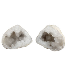 Bergkristal geode 21 x 17 x 14 cm / 5360 gram