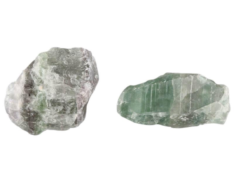 Fluoriet (multi) ruw 100 - 175 gram