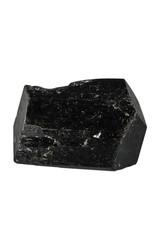 Toermalijn (zwart) kristal dubbeleinder 10 x 6,5 x 6 cm / 753 gram