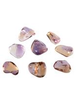 Ametrien steen getrommeld 1 - 2 gram