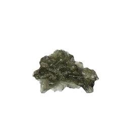 Moldaviet (Besednice) ruw 2,3 x 1,5 x 0,9 cm / 2,36 gram