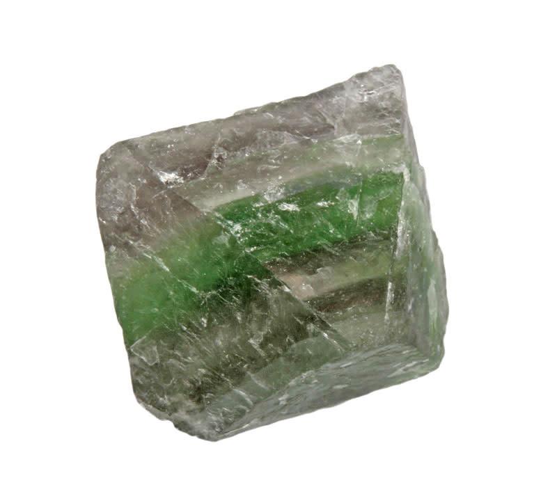Fluoriet (multi) octaeder 100 - 200 gram