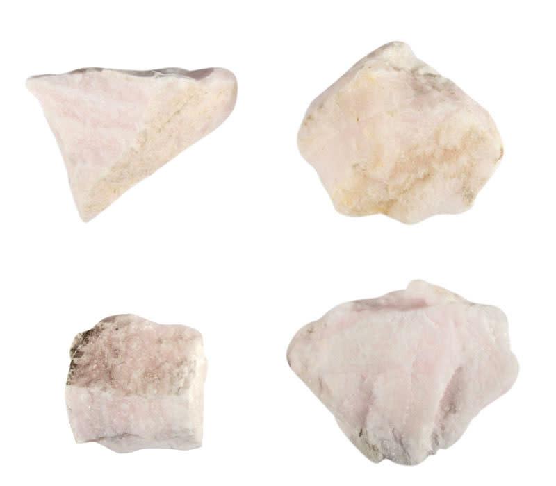 Calciet (mangano) ruw 50 - 100 gram