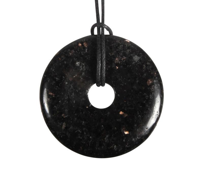 Nuummiet hanger donut 4 cm