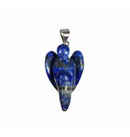 Lapis lazuli hanger engel