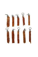 Kyaniet (oranje) hanger ruw