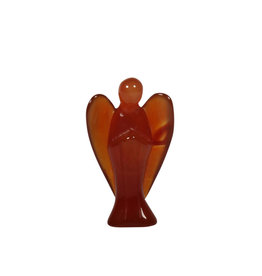 Carneool engel 3 - 3,5 cm