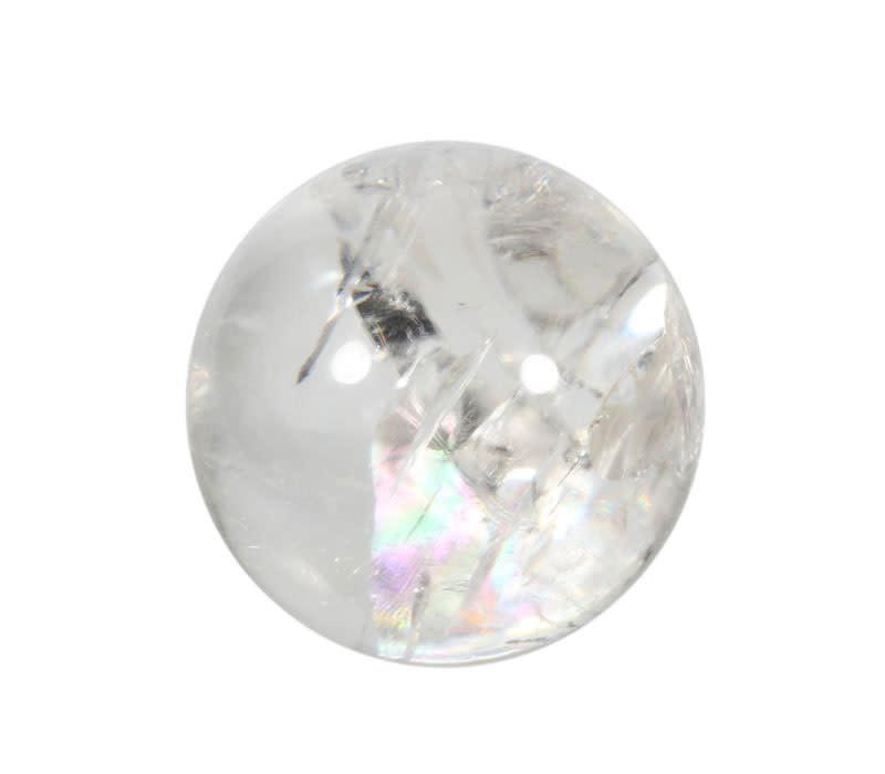 Bergkristal edelsteen bol A-kwaliteit 61 mm / 317 gram