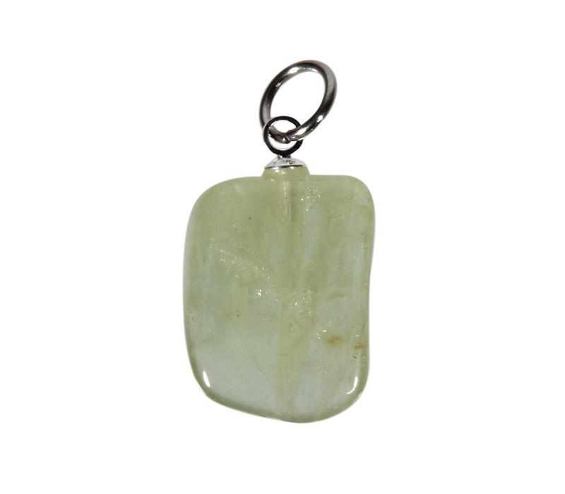 Aquamarijn (groen) hanger