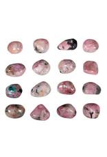 Calciet (cobalto) steen getrommeld 5 - 10 gram