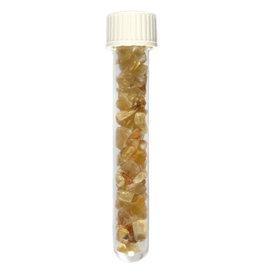 Fluoriet (geel) voor edelsteenwater | glas
