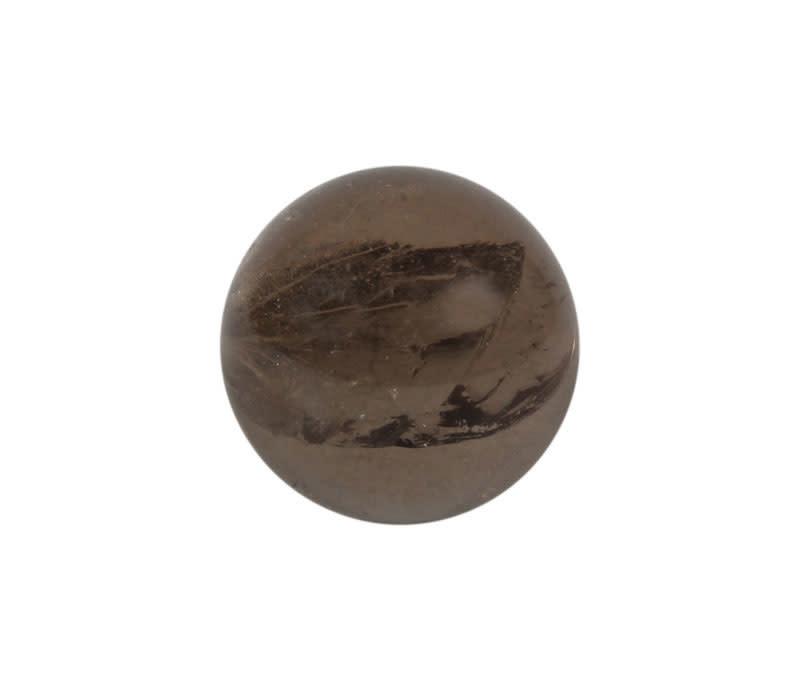 Rookkwarts edelsteen bol 37 - 42 mm