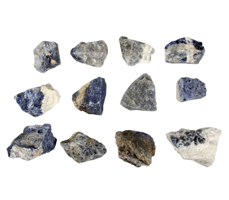 Sodaliet ruw 25 - 50 gram