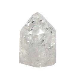 Bergkristal punt 6,8 x 4,5 x 4,9 cm | 191 gram