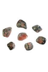 Wagneriet steen getrommeld 10 - 20 gram