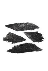 Kyaniet (zwart) ruw 50 - 100 gram