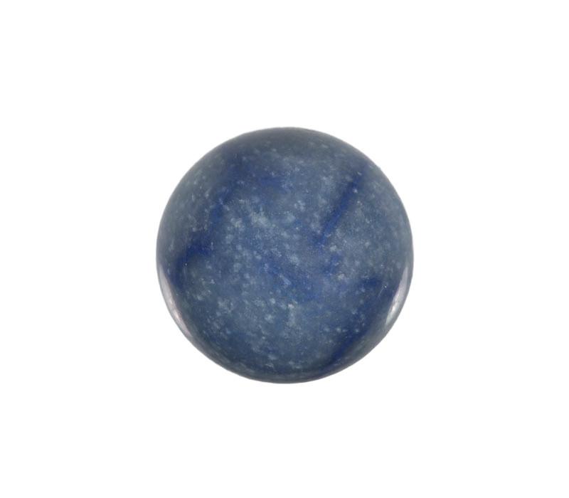 Kwarts (blauw) edelsteen bol 30 mm