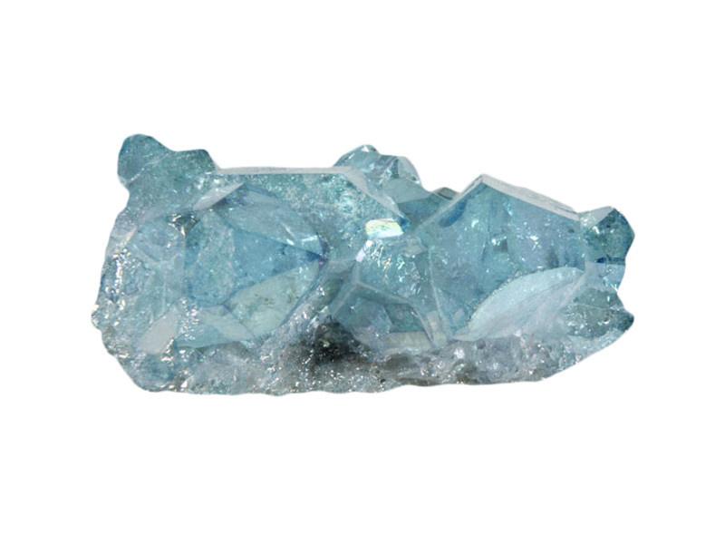 Aqua aura cluster 4,8 x 2,9 x 2 cm / 35,9 gram