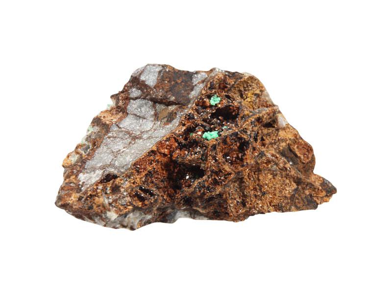 Annabergiet kristallen in matrix 3,5 x 6,1 x 4 cm | 68,83 gram