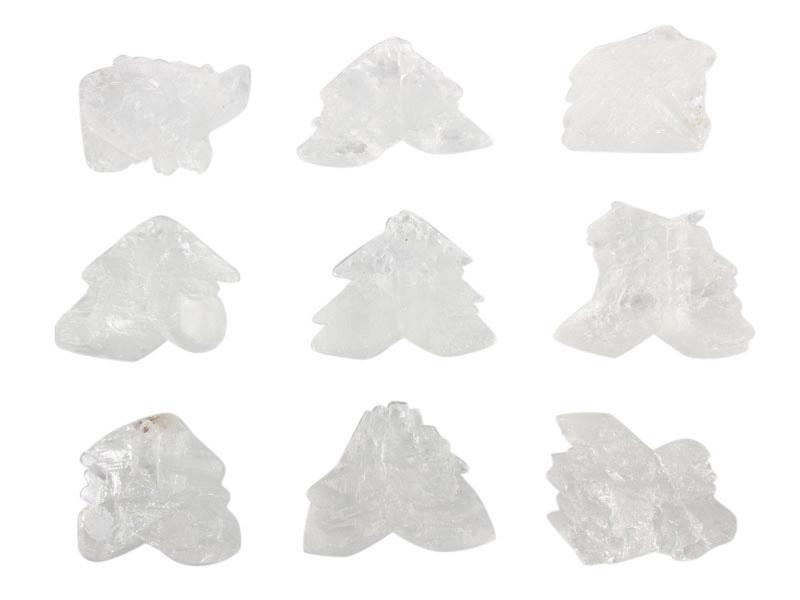 Seleniet (vissenstaart) ruw 25 - 50 gram