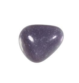 Lepidoliet (lila) steen getrommeld 20 - 30gram