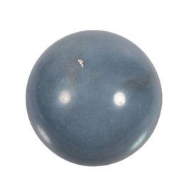 Angeliet edelsteen bol 60 mm | 337 gram