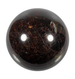 Granaat edelsteen bol 98 mm | 1868 gram