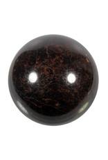 Granaat edelsteen bol 98 mm   1868 gram