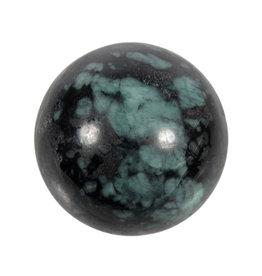 Smaragd edelsteen bol 58 mm | 294 gram