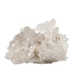 Bergkristal (Arkansas) cluster 7 x 7 x 4 cm | 127 gram