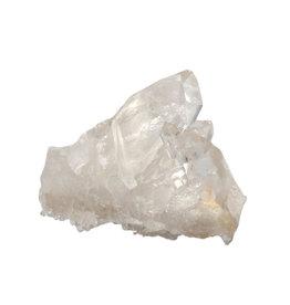 Bergkristal (Arkansas) cluster 7 x 5 x 4,5 cm | 146 gram