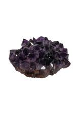 Amethist cluster A-kwaliteit 14,5 x 9 x 7 | 914 gram