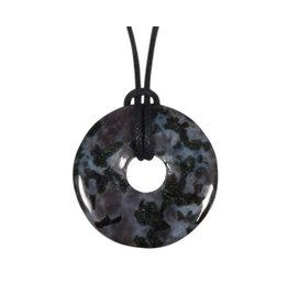 Merliniet hanger donut 3 cm