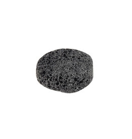 Lavasteen steen getrommeld 5 - 10 gram
